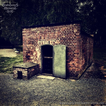 Stutthof - The gas chamber