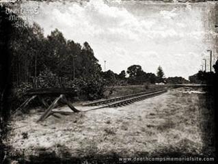 Railway ramp - Sobibor